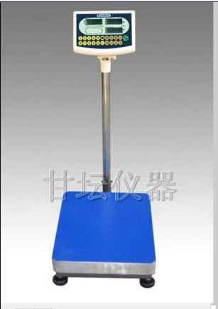 电子计重台秤5kg-300公斤
