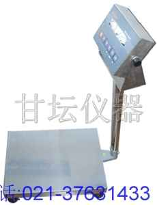 上海台秤厂_防爆电子计重台秤120kg