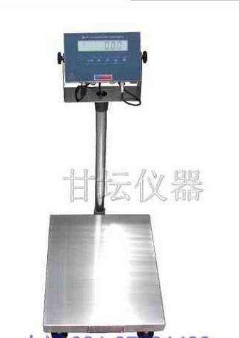 防爆电子台秤TCS-AE-150kg 双层结构.更耐用